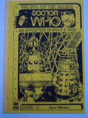 Doctor Who The Evil Of The Daleks CMS In-Vision RARE